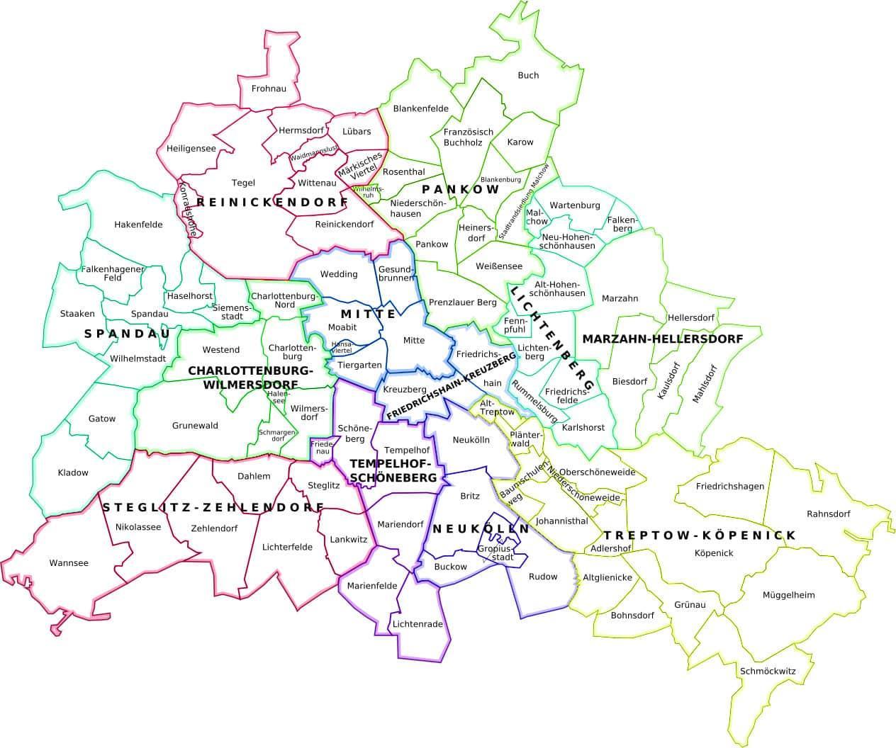Area Berlin